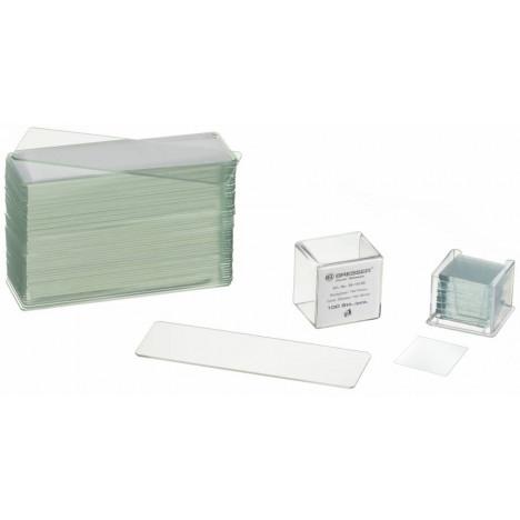 Bresser (50/100 pcs.) segstikliņi / tukši stikla slaidi