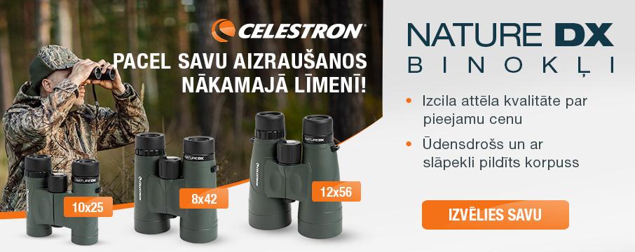Celestron Nature DX binokļi