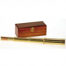 Fine Brass Admiral 10-30x30 tālskatis
