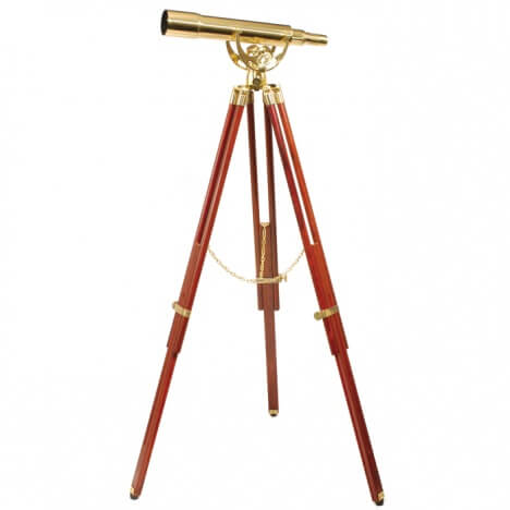 Fine Brass 2060 interjera teleskops