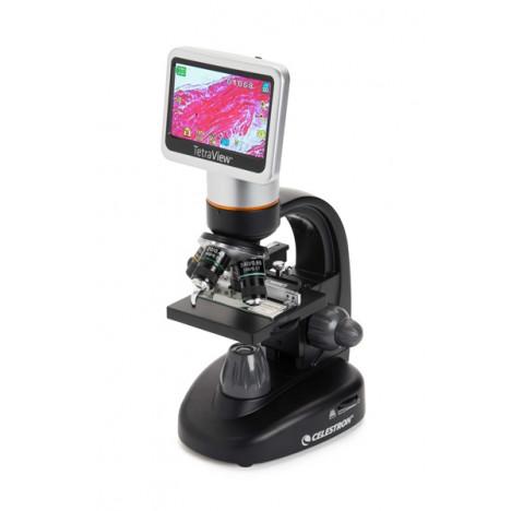 Celestron Tetraview LCD  digitālais mikroskops