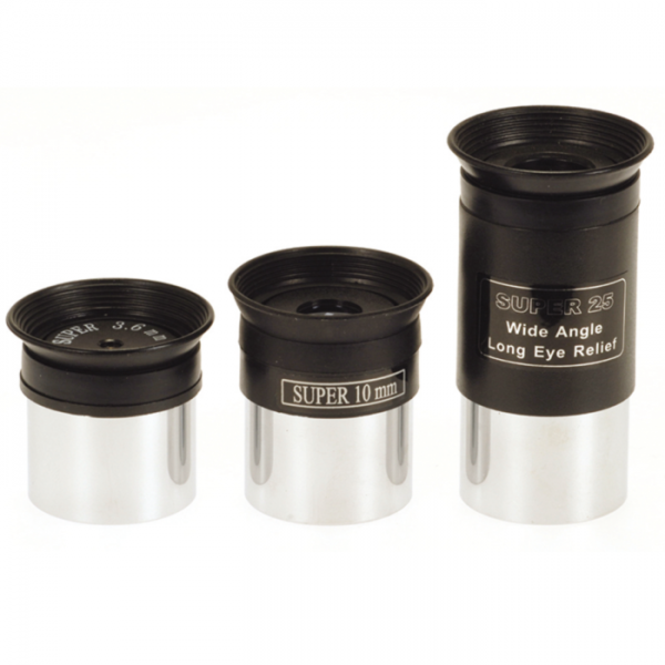 "Sky-Watcher Super-MA 1.25"" 10mm okulārs"