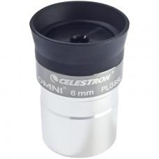 "Celestron Omni 6mm (1.25"") okulārs"