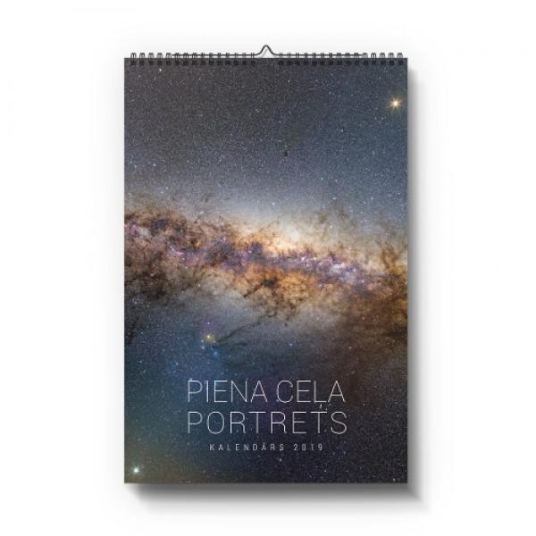 """""""Piena Ceļa Portrets"""" kalendārs 2019. gadam"""